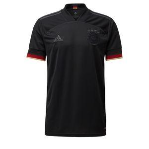 Adidas Dfb A Jsy Y Black Black 164