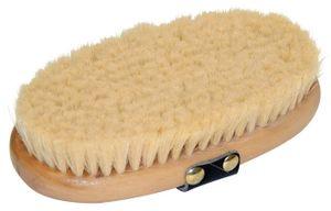 Pferdekardätsche Ziegenhaar Brush & Co, Erwachsene