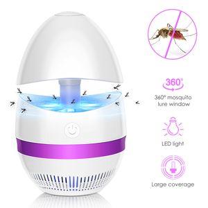 SUNNEST LED 360° Insektenvernichter Anti-Mückenlampe Schädlingsschutz Elektrischer Bienenkiller Anti Mücken außen und Innen Insekten vernichten Insektenkiller Insektenlampe UV Flug
