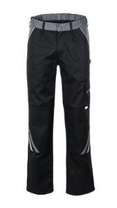 Größe 52 Herren Planam Highline Bundhose schwarz schiefer zink Modell 2711