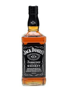 Jack Daniel's Old No. 7 Tennessee Whiskey | 40 % vol | 0,7 l