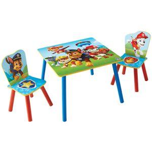 Worlds Appart Paw Patrol - Set aus Tisch und 2 Stühlen für Kinder , 527PTR