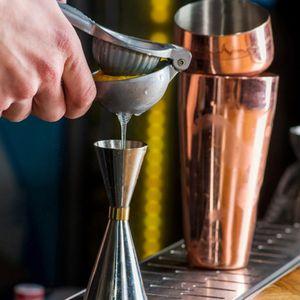 Zweiseitig Messbecher / Barmaß Für Cocktails, aus Edelstahl , vier Farbe 118mm Modern 60 90ml Silber Bar Jigger