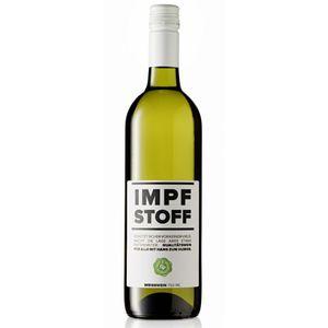 Impfstoff Weißwein Qualitätswein trocken grüner Veltliner 750ml