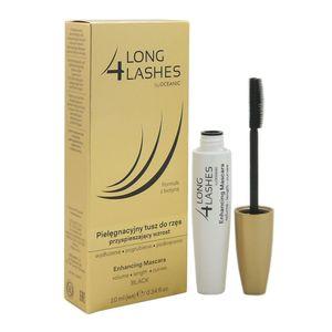 Long4Lashes Wimper Wachstum Maskara mit Biotin 10 ml schwarz Wimpernpflege
