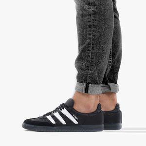 adidas Originals Samba OG Herren Sneaker Schwarz, Größenauswahl:42 2/3