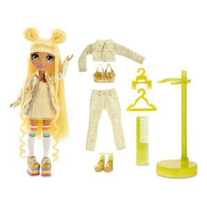 MGA Entertainment 569626E7C Rainbow High Fashion Doll- Sunny Madison