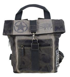 Sunsa Rucksack Damen/Herren große Backpack Ranzen Daypack Retro Tasche Vintage Studententasche Schultasche Schulranzen Herrentasche Damentasche Tagesrucksack Damenrucksack …