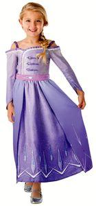 Kinder Kostüm Elsa Frozen 2 Prologue Karneval Fasching Gr. M