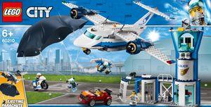 LEGO CITY 60243 Verfolgungsjagd mit dem Polizeihubschrauber
