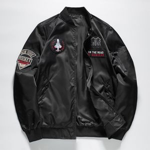Herren Winter Warm Casual Fashion Pure Color Jacke Reißverschluss Outwear Mantel Tops Größe:XXXXL,Farbe:Schwarz