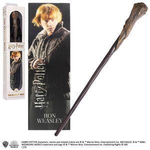 Noble Collection Harry Potter PVC Zauberstab-Replik Ron Weasley 30 cm NOB6313
