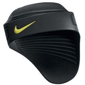 Nike Alpha Training Grip Gummischoner 029 black/dark charcoal/atomic gree S