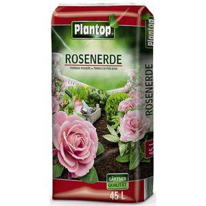 Plantop Rosenerde 45 Liter, gebrauchsfertige Spezialerde
