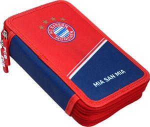FC Bayern München Federmäppchen gefüllt 21,5 x 6 cm