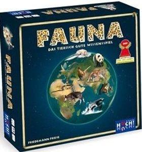 Fauna: Fauna - Das tierisch gute Wissensspiel