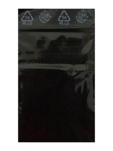 1000 Druckverschlussbeutel 40 X 60 schwarz