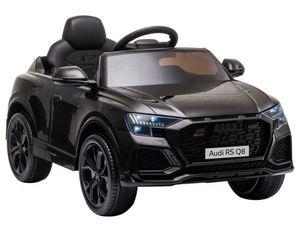 Elektro Kinderauto Audi RS Q8 Schwarz