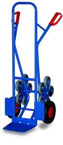 Variofit Treppenkarre mit 2 fünfarmigen Radsternen sk-710.211