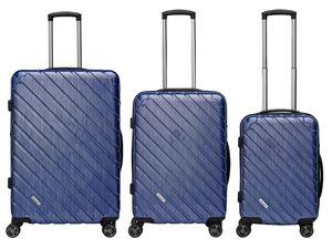 Packenger Kofferset Vertical Business 3er-Set
