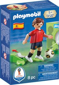 PLAYMOBIL 9517 Nationalspieler Spanien