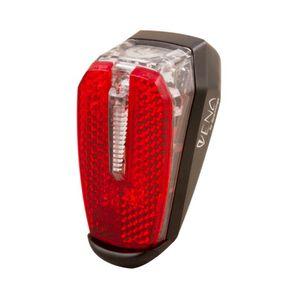 Spanninga Vena LED Rücklicht Fahrrad Rückleuchte LED Dynamo Beleuchtung