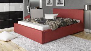 Polsterbett Bett Doppelbett NELIO 180x200cm inkl.Bettkasten