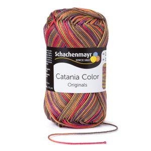 Schachenmayr Catania Color, 9801780-00209, Farbe:India, Handstrickgarne