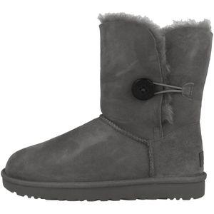 UGG Classic Bailey Button II Boot Stiefel Damen Grau (1016226 GRY) Größe: 38 EU