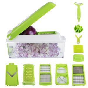 Favson  10Pcs Gemüsehacker