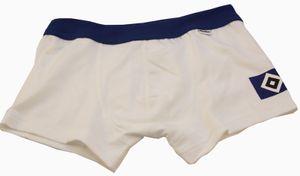 HSV Jungen Unterhose Pants, weiß/blau, Größe:164