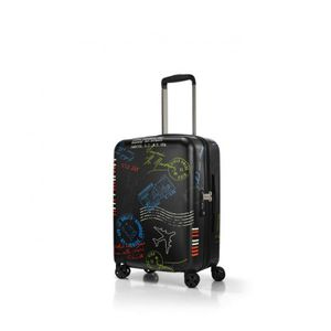 reisenthel travelling Boardcase Reisekoffer Koffer 55 cm Special Edition Stamps LD7037