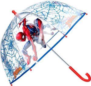 Marvel regenschirm Spider-Man 73 cm PVC/Aluminium blau/rot