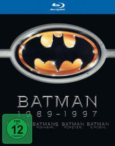 Batman 1 - 4
