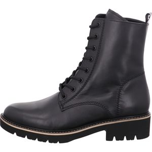 Gabor Comfort Stiefel  Größe 9, Farbe: schwarz (Micro)