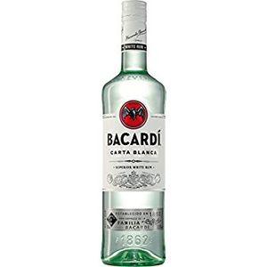 Bacardi Carta Blanca Superior White Rum Puerto Rico | 37,5 % vol | 0,7 l