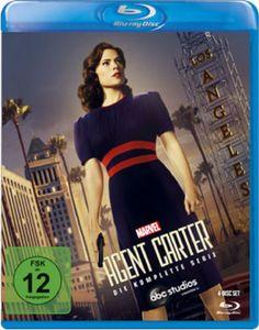 Blu-ray Marvel's Agent Carter – Die komplette Serie