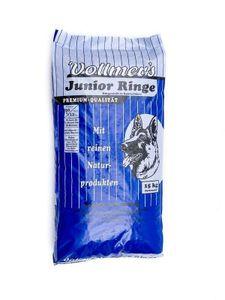 Vollmer´s Welpenfutter Junior Ringe, Inhalt:15kg
