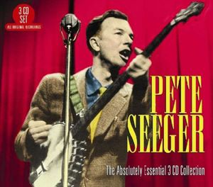 Seeger,Pete-Absolutely Essential