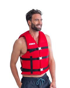 Jobe Schwimmweste Universal Vest Red PCS.