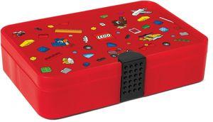 LEGO sortierkasten Iconic junior 26,7 x 17,8 cm Polypropylen rot