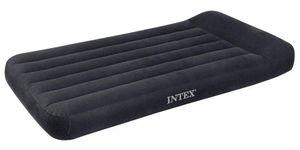Intex Luftbett 'PillowRest Classic' blau