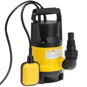Wasserpumpe | 650 W | Schmutzwasserpumpe Tauchpumpe Tauchdruckpumpe