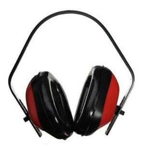 Roter Kapselgehörschützer Lärm Gehörschutz Lärmschutz Ohrenschutz Rot