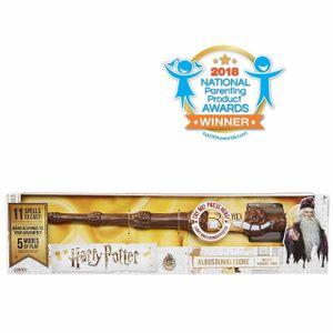 Jakks Pacific Harry Potter Interaktiver Zauberstab Exclusive Wave Dumbledore 38 cm JPA39900-DD