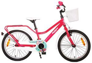 18 ZOLL Kinder Mädchen Fahrrad Kinderfahrrad Mädchenfahrrad Kinderrad Mädchenrad Bike Rad Rücktritt Rücktrittbremse Volare Brilliant Rosa 91862
