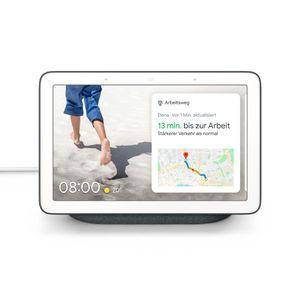 Google Home Nest Hub Carbon Smart Assistant