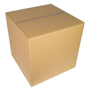 1 DHL Faltkarton 600 x 600 x 600 mm Versandschachtel Kartons Paket 2 wellig