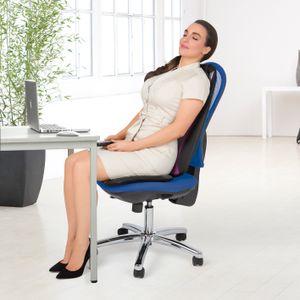 Sitzauflage Massagesitz Massagematte Büro Rücken Shiatsu Massagesitzauflage