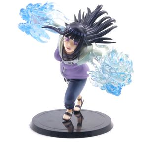 Anime TSUME XTRA Naruto Hyuga Hinata Schlacht figur Spielzeug Modell